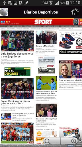 Informacion deportiva  http://Mobogenie.com