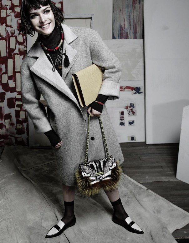 """""""Private View"""" Sam Rollinson by Tom Munro for Vogue China July 2014"""