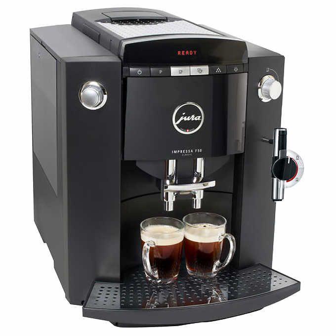 Jura Impressa F50 Classic Espresso Machine   Automatic ...