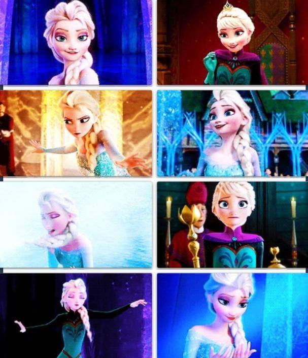 Elsa Frozen Disney!!!!! ♥