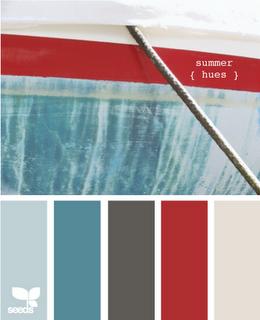 Nice business website colors.
