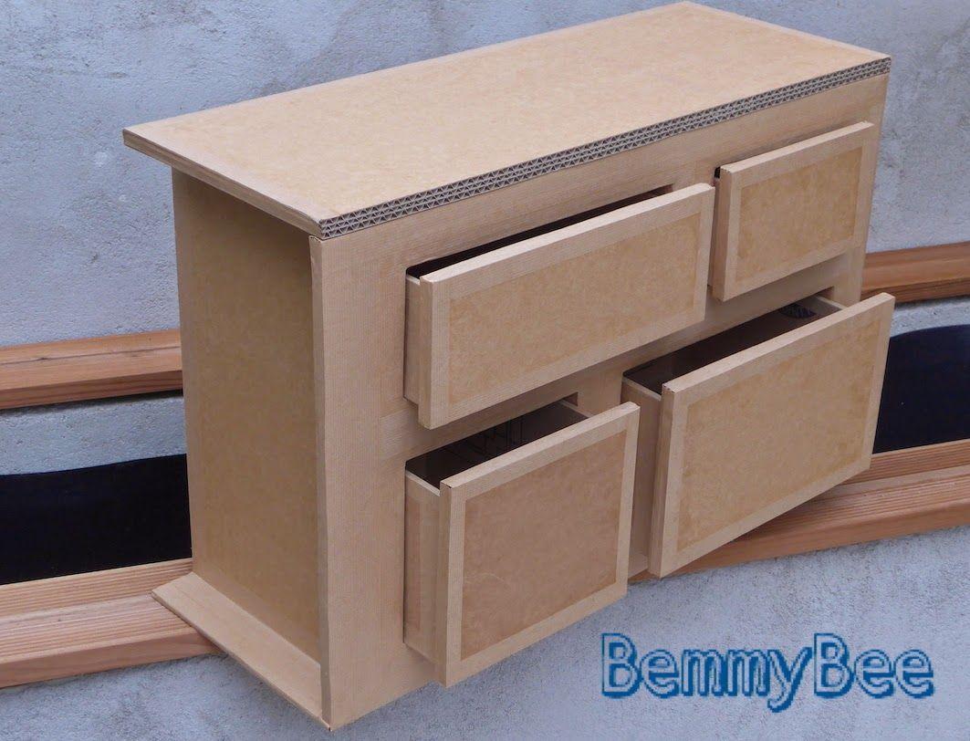 P1020155 Jpg 1063 812 Meubles En Carton Carton Diy Carton