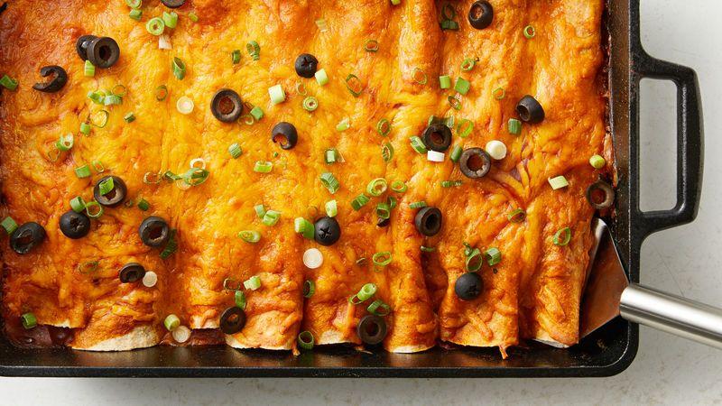 old el paso creamy chicken enchilada recipe