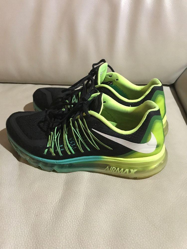 Running Nike 698902 Shoes Max 2015 Black Volt Hyper Air Jade 7Yb6gfy