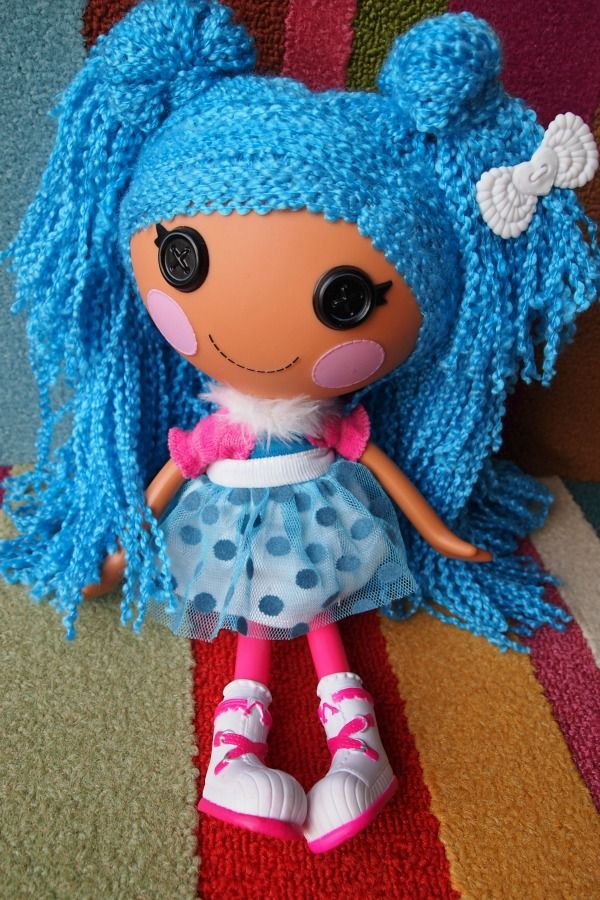 Lalaloopsy Loopy Hair Doll Learn Why This Rocks For Little S