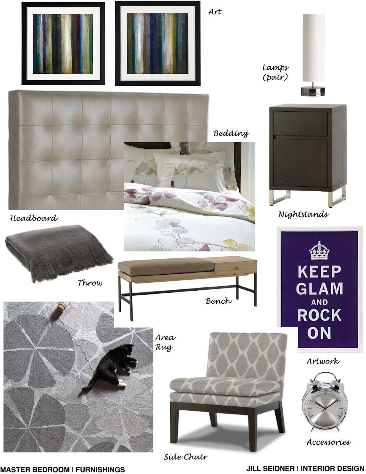 Concept Boards | Interior design, Interior design bedroom ...