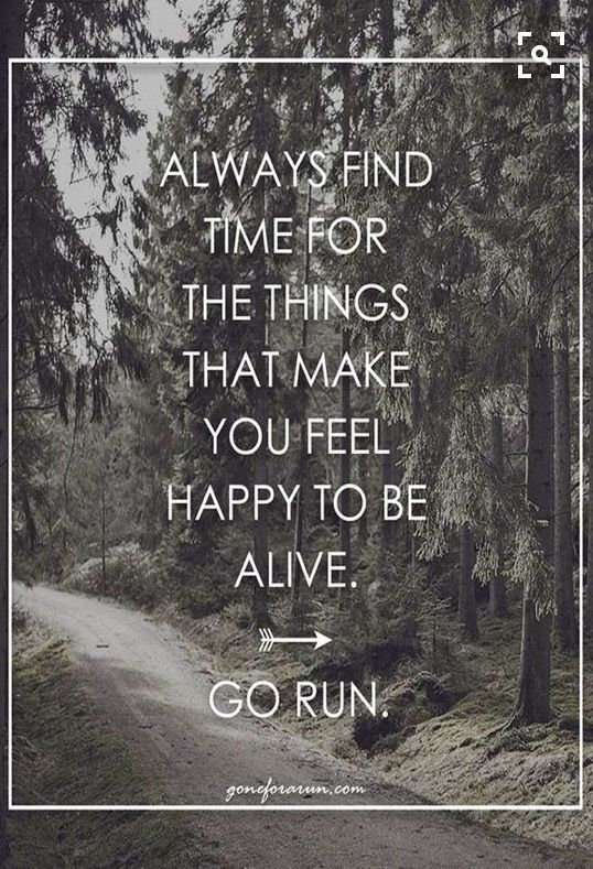 time for the things that make you happy...