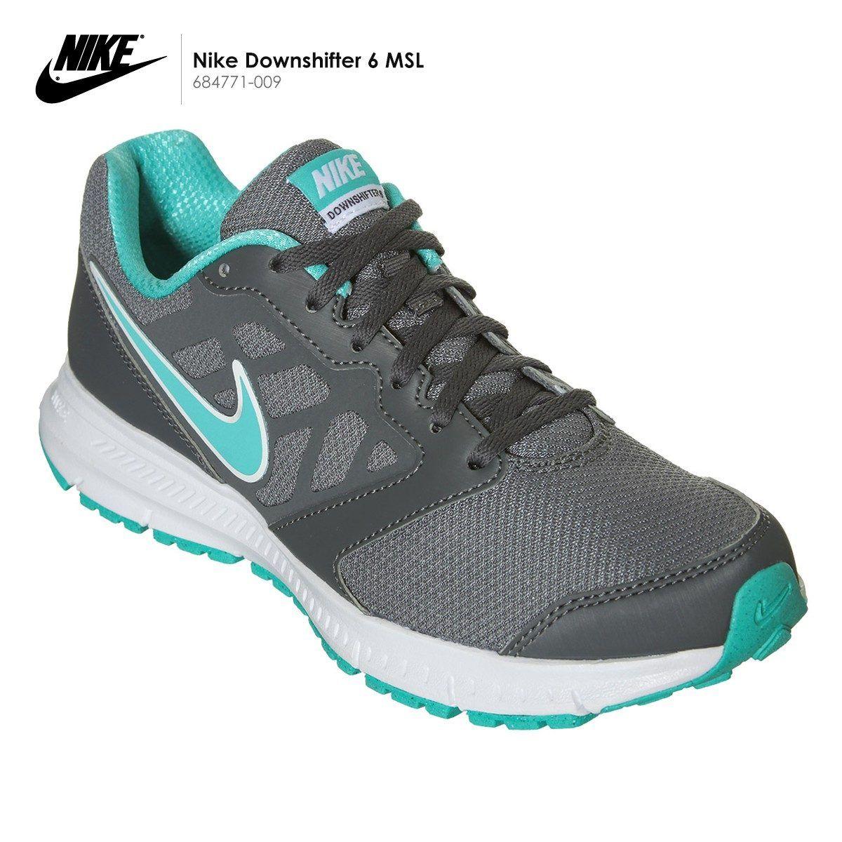 Zapatos grises Nike Downshifter para mujer ZBABb9SJ