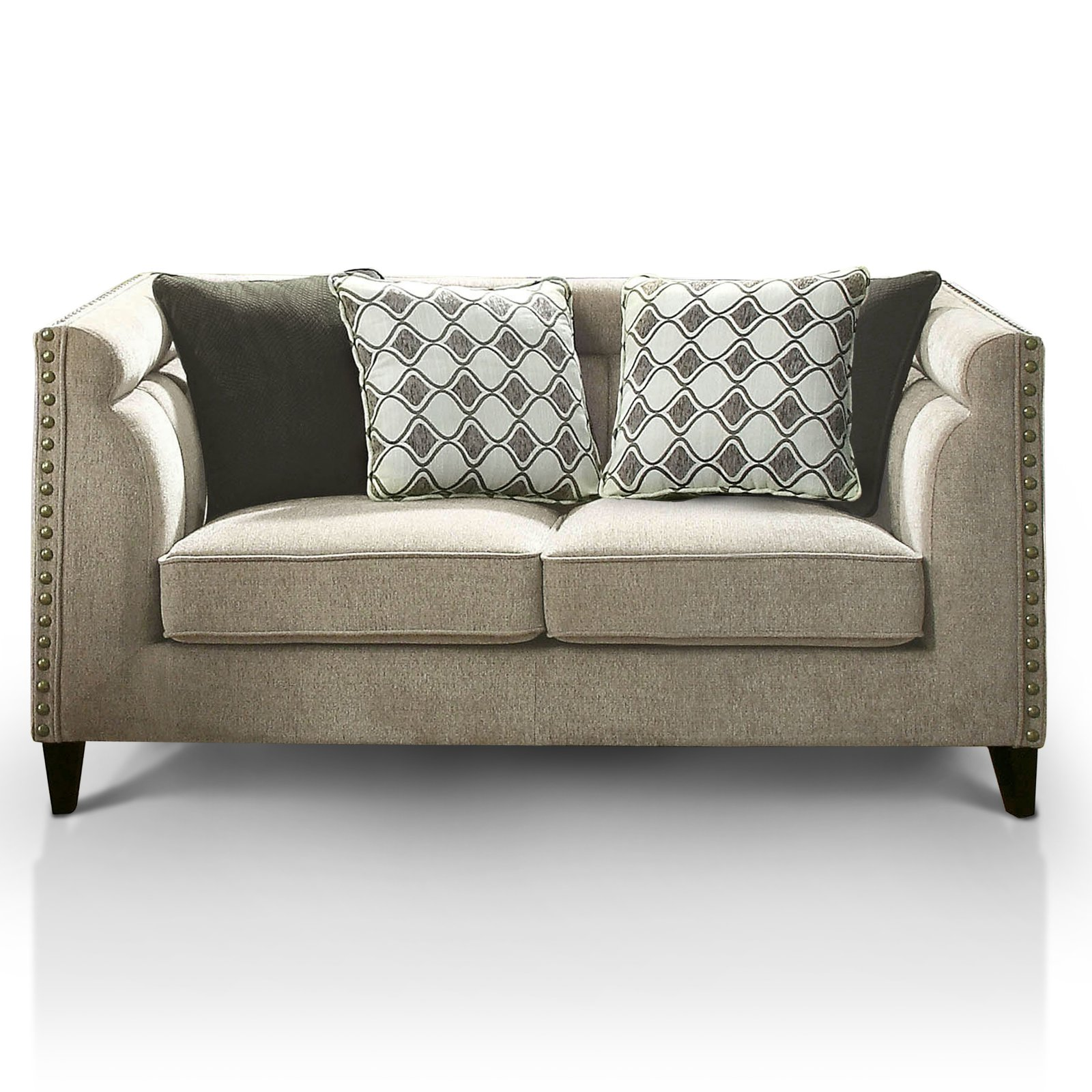 Furniture Of America Eponine Loveseat Love Seat Furniture