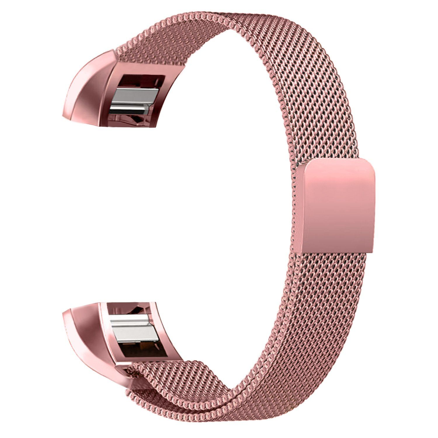 Fitbit charge band fantek milanese loop replacement stainless
