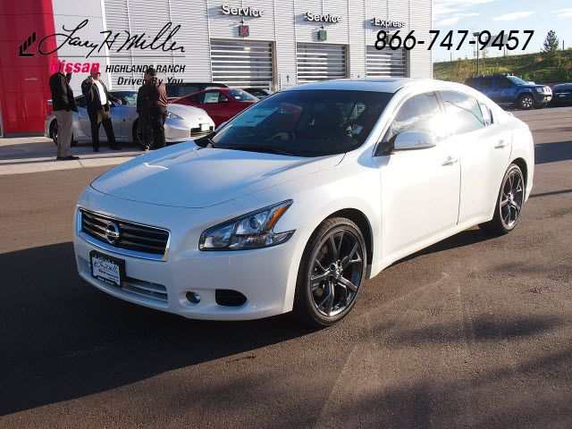 2014 Nissan Maxima 3 5 Sv Sedan For Sale In Highlands Ranch Co Http Www Larrymillernissan Com New Nissan 2014 Nissan Maxima Nissan Maxima Nissan Dream Cars