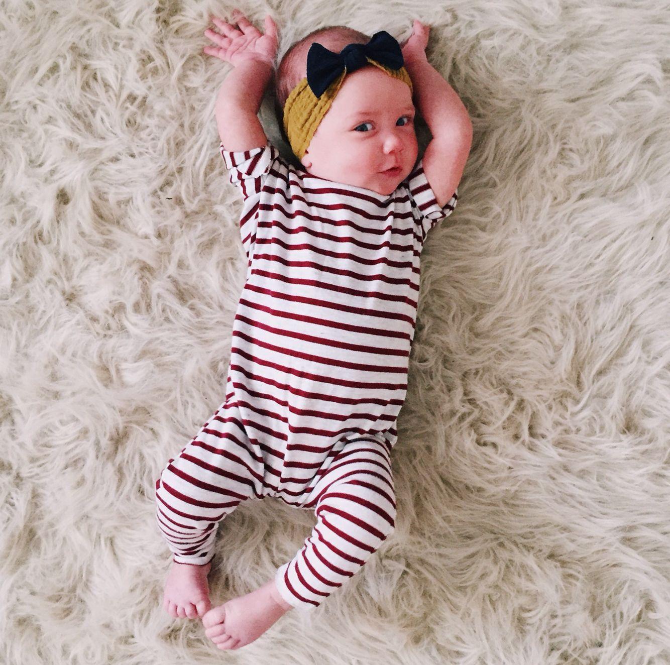 DIY baby tshirt romper. | River Joy | Pinterest | Nähen und Anleitungen
