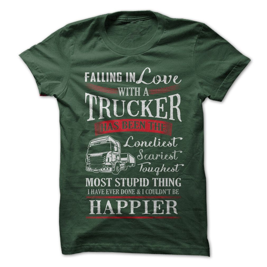 Falling For A Trucker