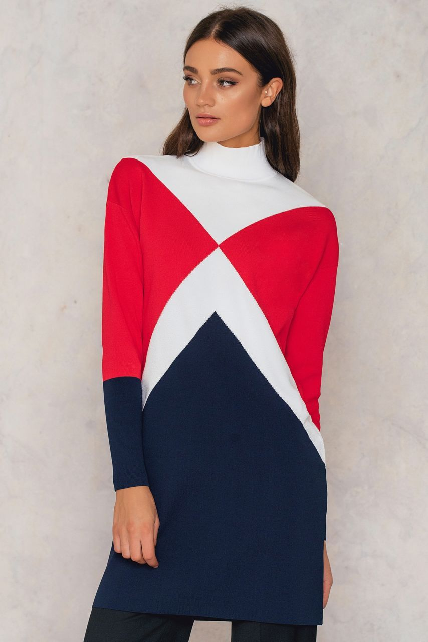 6b45cad69 Snow White · Feed your wardrobe with this dress! The Gigi Hadid Graphic  Mock Dress by Tommy Hilfiger