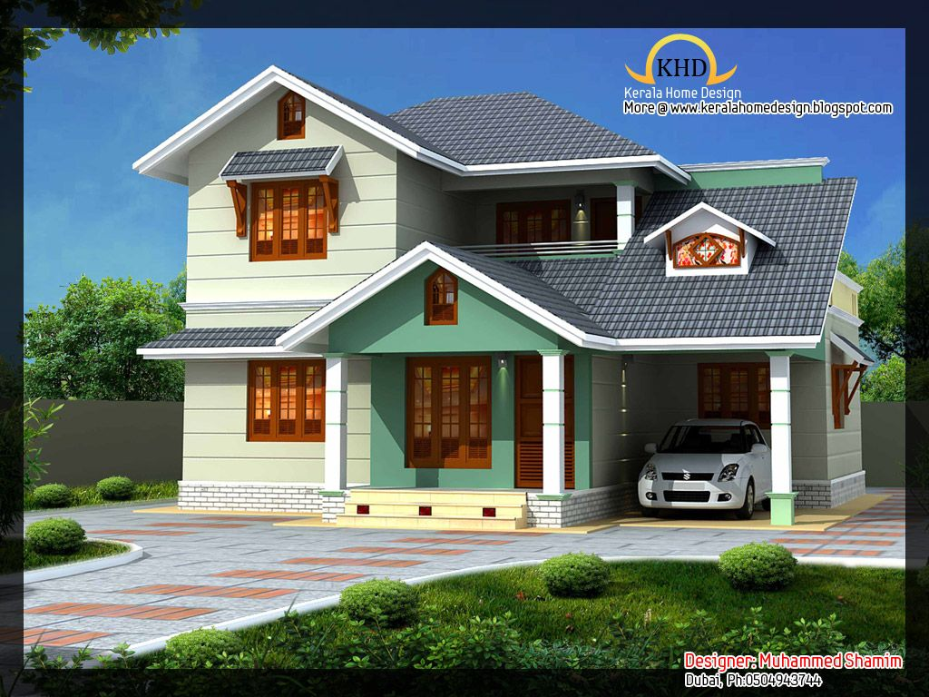 Home design india architecture House design ideas
