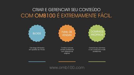 Antonio Pinheiro da Silva Pinheiro - Google+ Convido vc a fazer parte da omb100, uma plataforma completa de soluções p/ seu negócio.