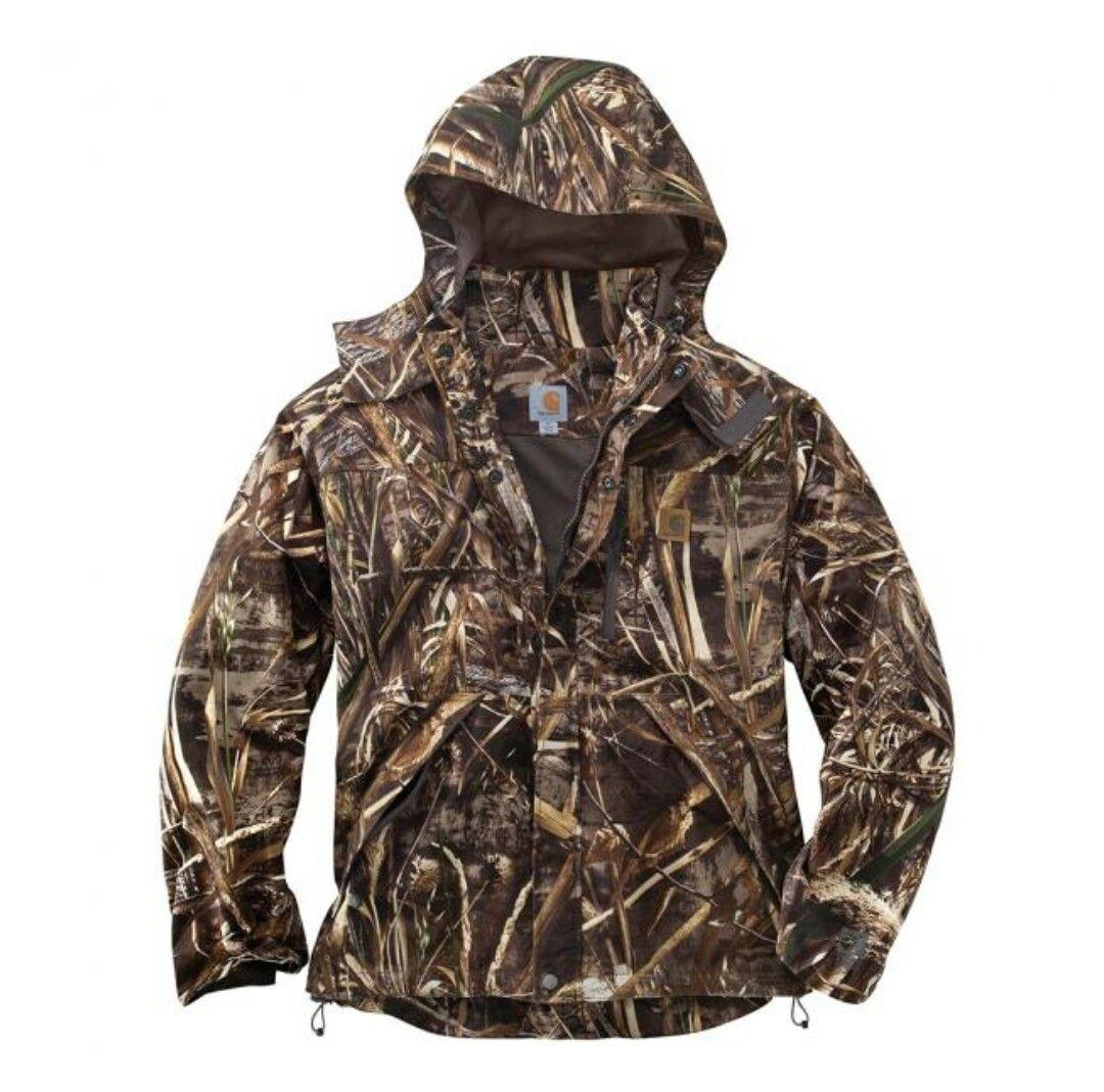 9891d5d6e75a0 Carharrt shoreline jacket @ bigcamo.con | Hunting | Hunting clothes ...