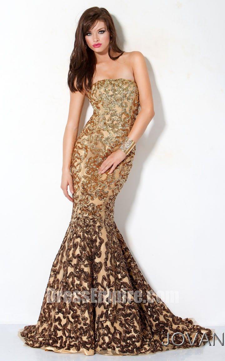 jovani | elegante abendkleider, promi kleider, meerjungfrau