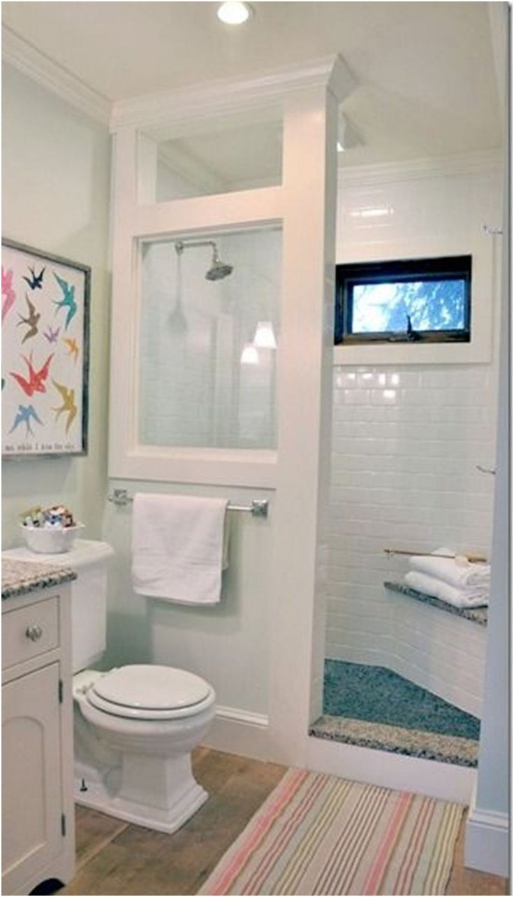 Beautiful Small Bathroom Design Ideas Pinterest Kamar Mandi
