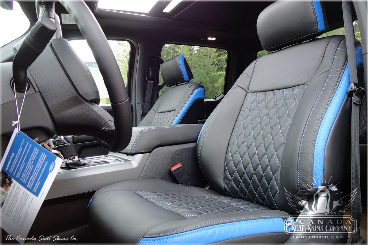 2015 2020 Ford F150 Diamond Edition Leather Promotion With