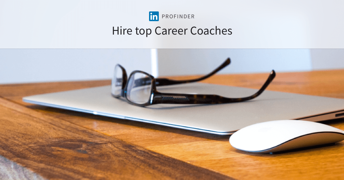 Find and hire Career Coaches near you for your project