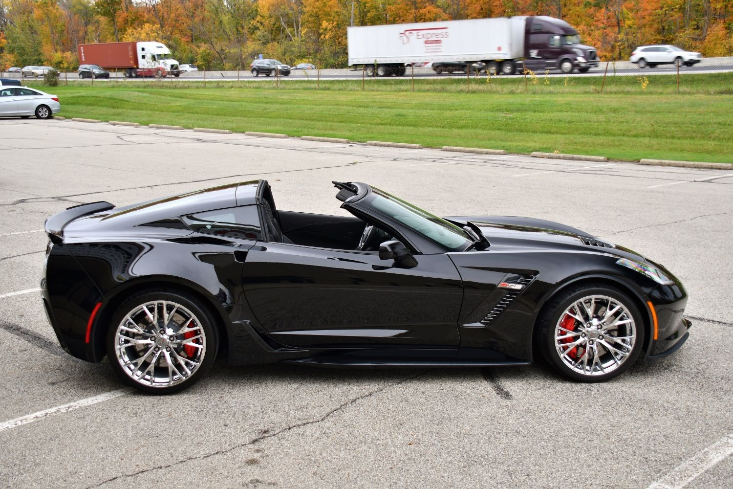 2017 Chevrolet Corvette Z06 7 Speed Chevrolet Corvette Corvette