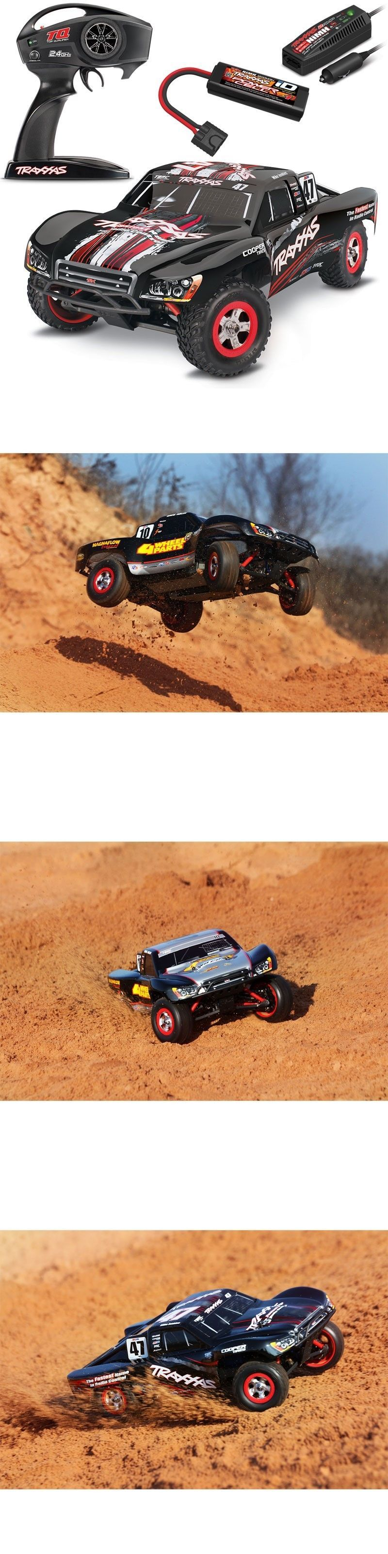 Cars Trucks and Motorcycles 182183 Traxxas Slash 1 16 4X4