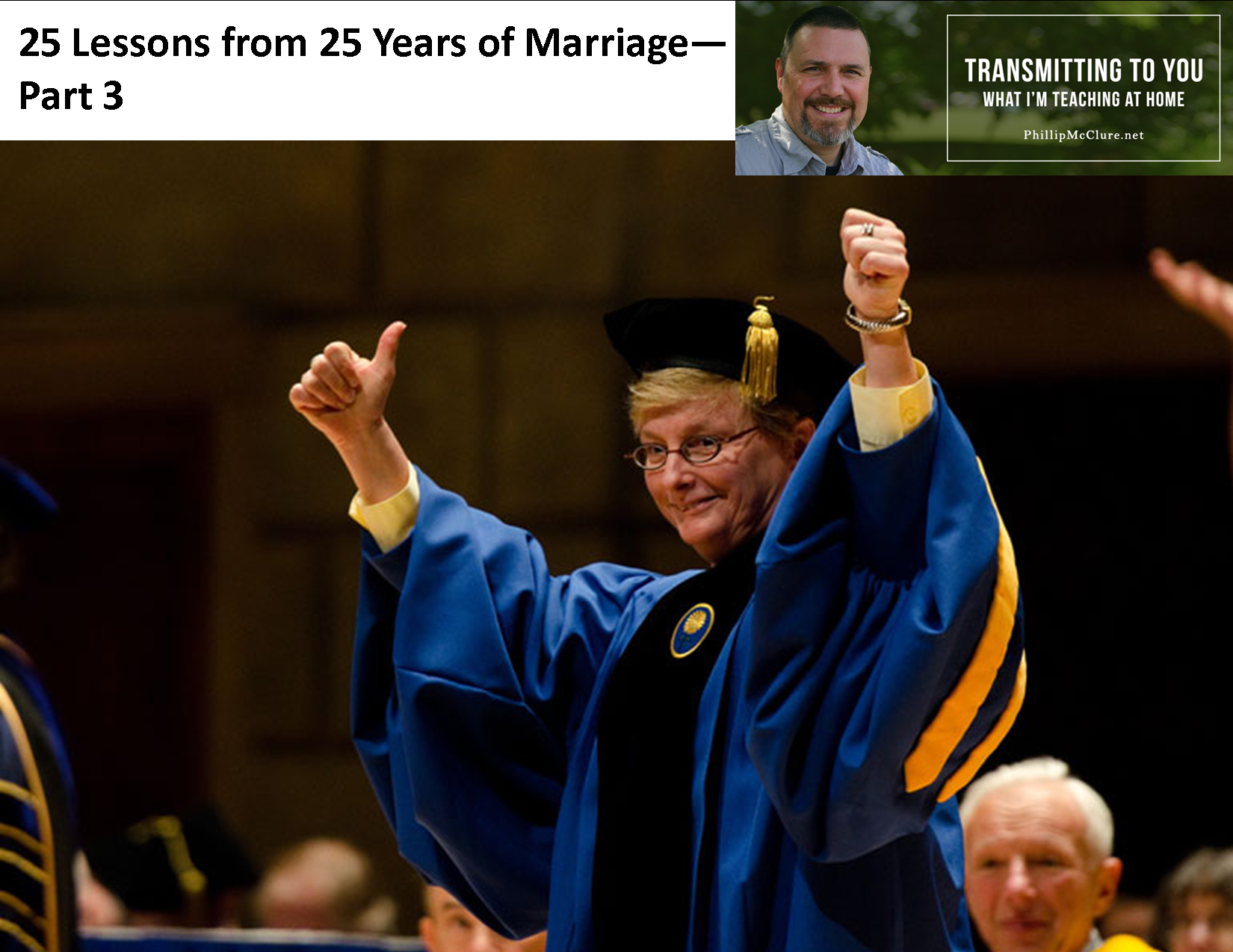 25 lessons from 25 years of marriage part 3 #dan330
