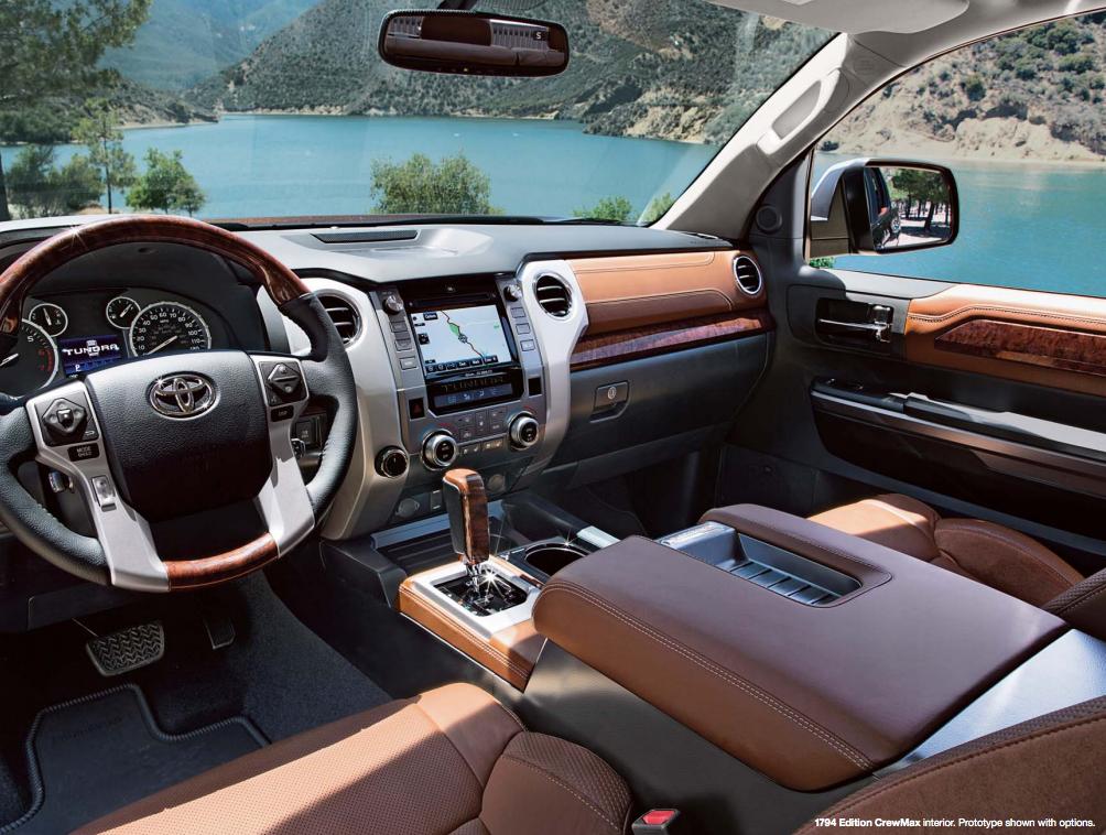 1794 Toyota Tundra >> Toyota Tundra 1794 2016 Toyota Tundra Toyota Tundra