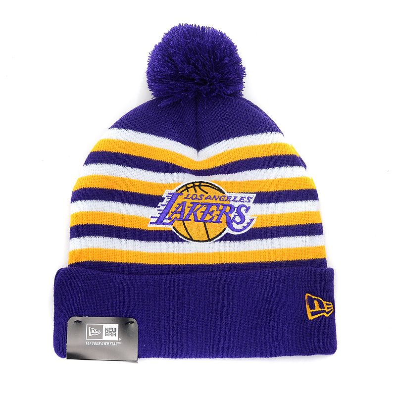 46f8360334b NBA Los Angeles Lakers Beanies (6)