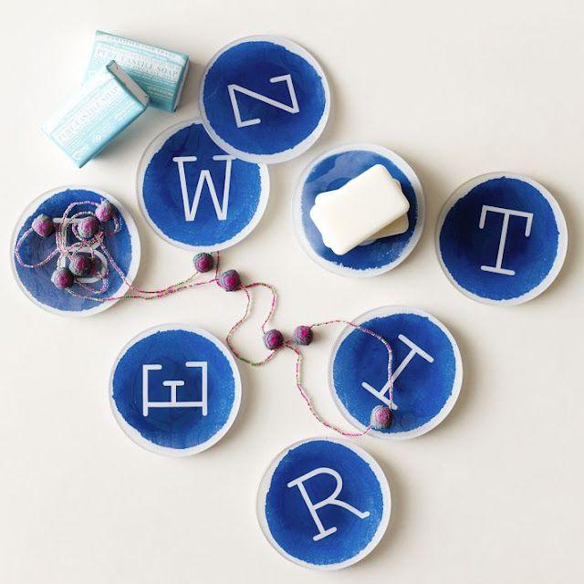 Tuesday Typeface Alphabet West Elm Accessories