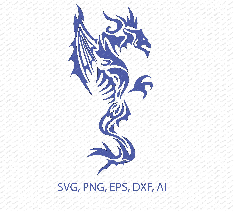 Dragon Print Png Dragon Silhouette Svg Blue Dragon Png Dragon Decor Svg Dragon Tattoo Pattern Drago Dragon Silhouette Dragon Tattoo Patterns Dragon Images