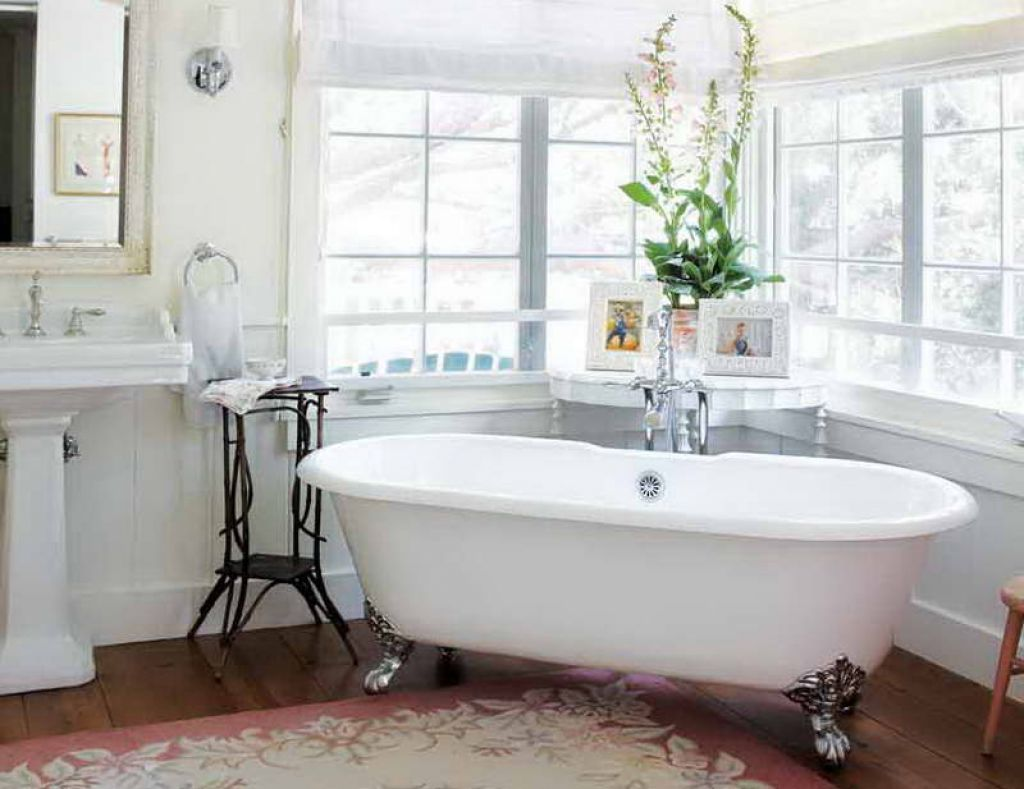 Pictures bathrooms clawfoot tubs google search Ремонт