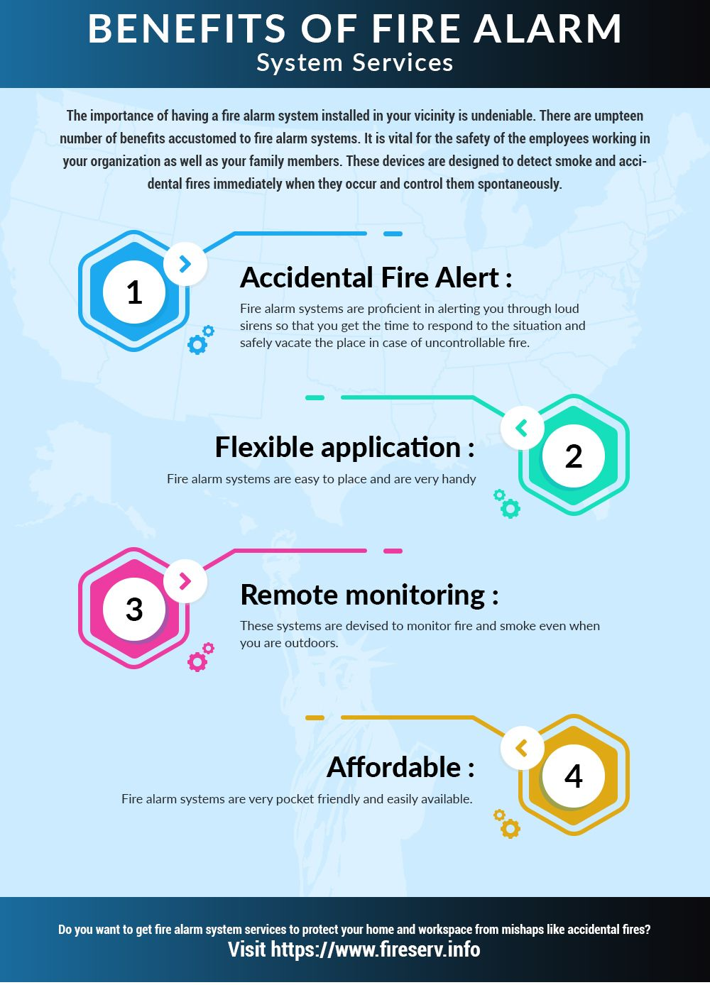 Do you want to get fire alarm system services to protect