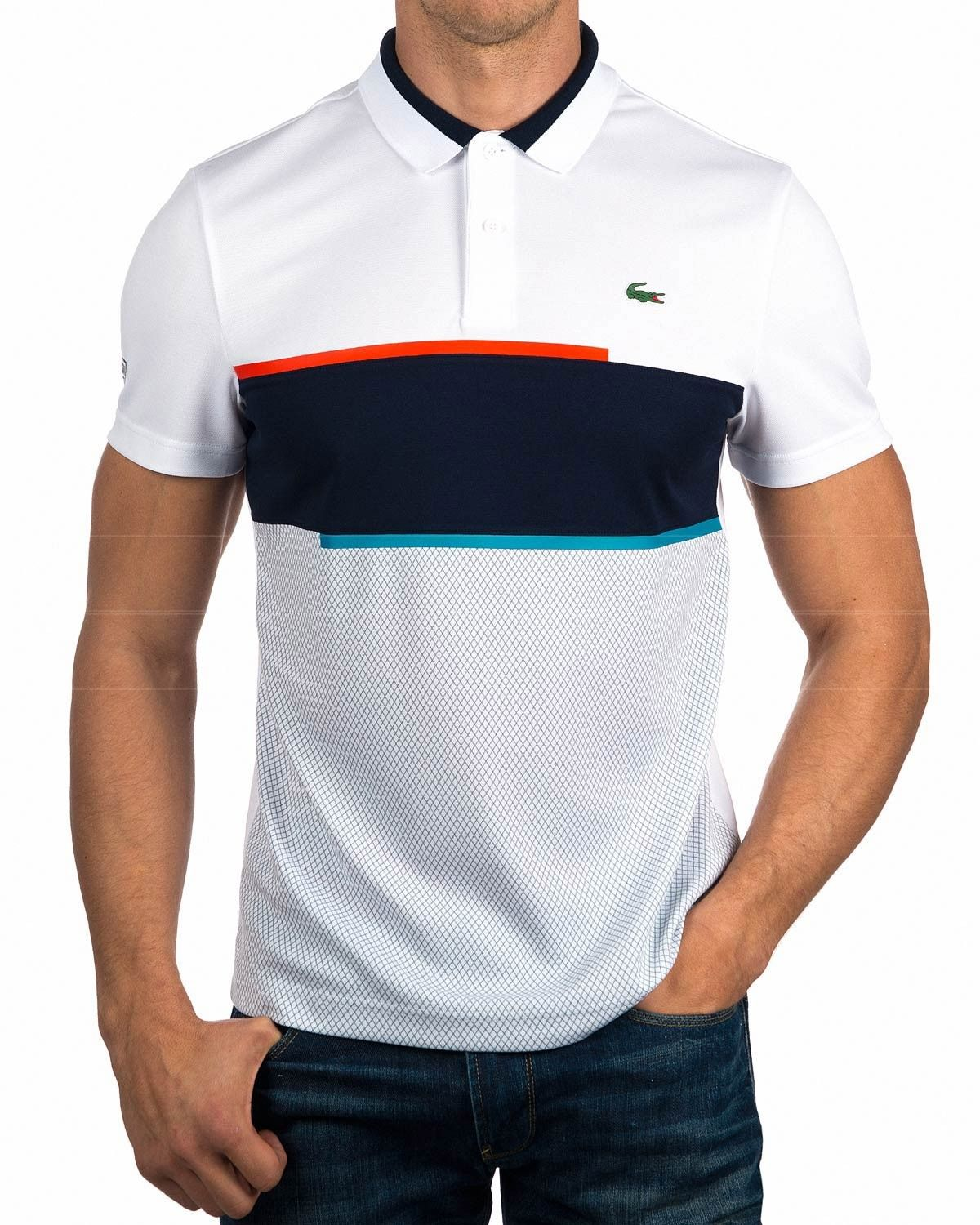 Polos Lacoste ® Hombre - Sport Oceanie  884258a9bfb65