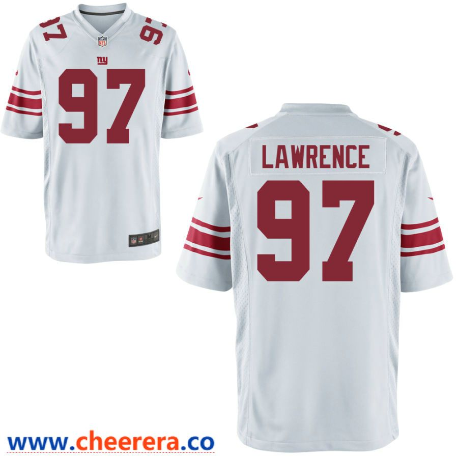 Men S New York Giants 97 Dexter Lawrence White Vapor Untouchable Stitched Nfl Nike Limited Jersey New York Giants Jersey New York Giants