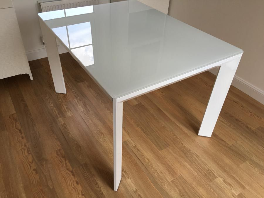 Urban Glass Dining Table Dining Table Glass Dining Table