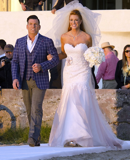 David Tutera Weddings Ideas: I Absolutely Loved Putting Together Angie Everhart And