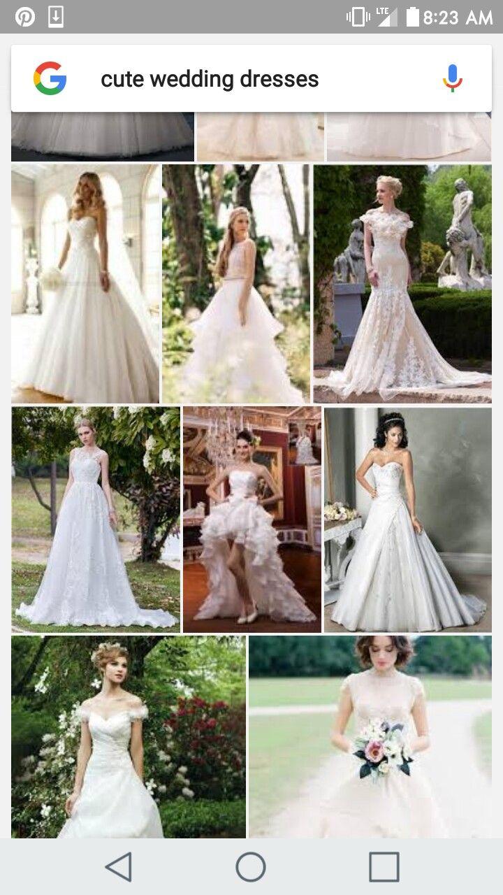 Cute short wedding dresses  Pin by kiersten e dinkins on cute wedding dress  Pinterest