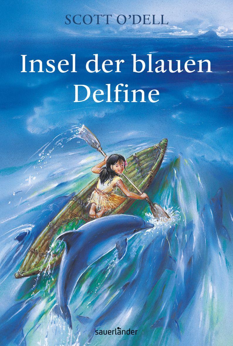 Blaue Delphine