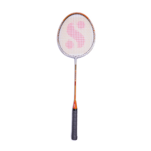 Silvers Pro 170 M W Badminton Racket Badminton Racket Badminton Silver