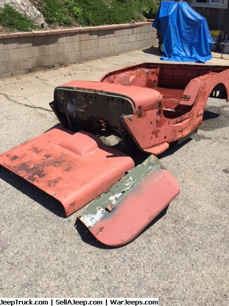 Ford Body Parts >> 1943 Ford Gpw Body Parts 1 Military Jeeps For Sale Jeep Parts