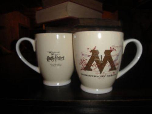 Potter Ministry Magic Coffee Mug Of Wizarding World Harry uOZiPTkX