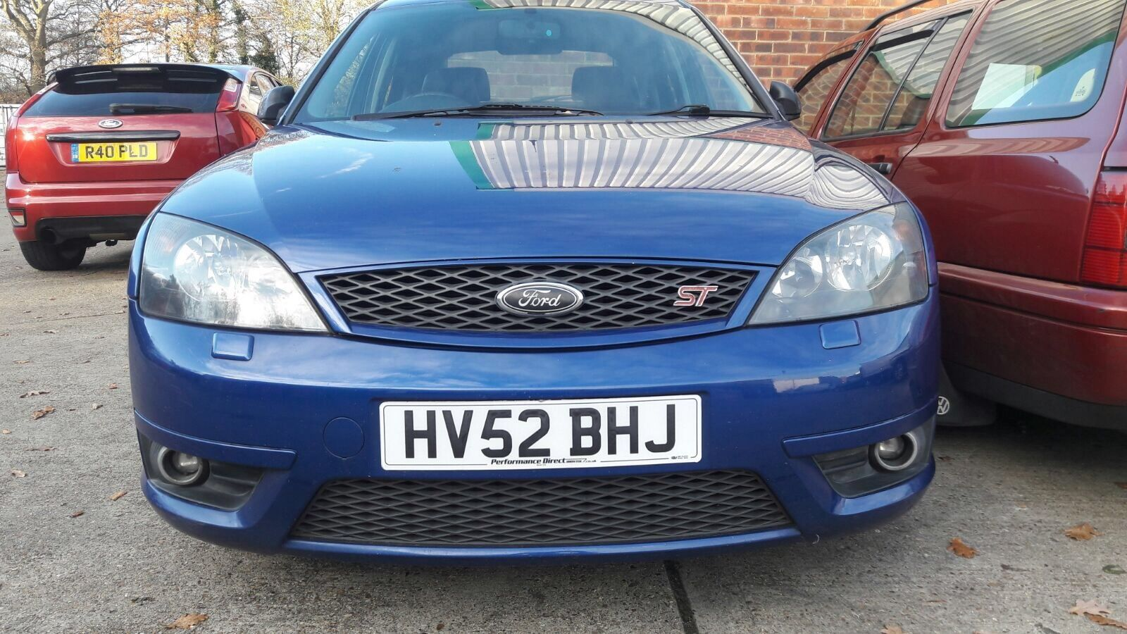 This Ford Mondeo St220 Silver 6 Speed Low Miles 75k Mot Fsh Is For Sale Ford Mondeo Ford Ford Falcon