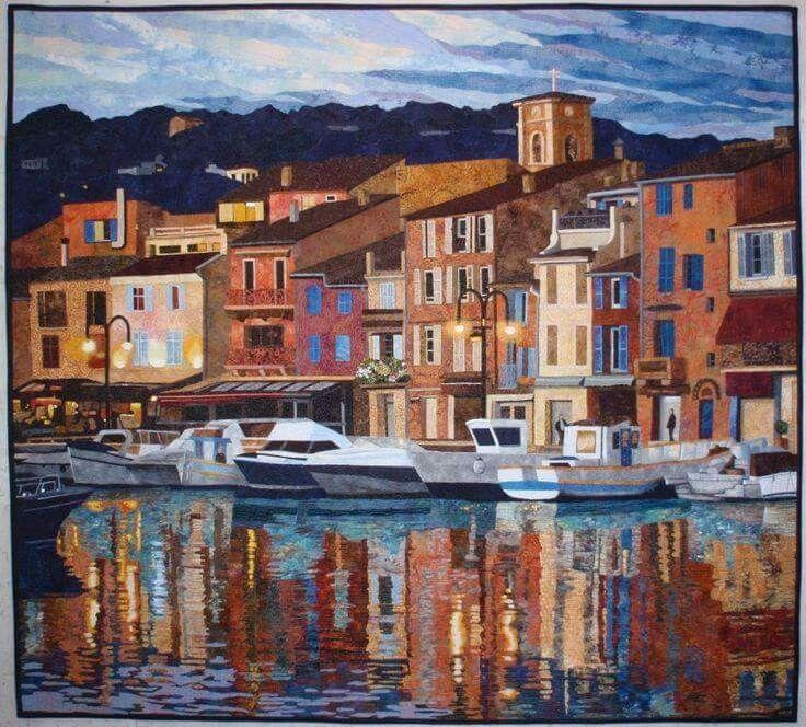 Port de Cassie by Lenore Crawford