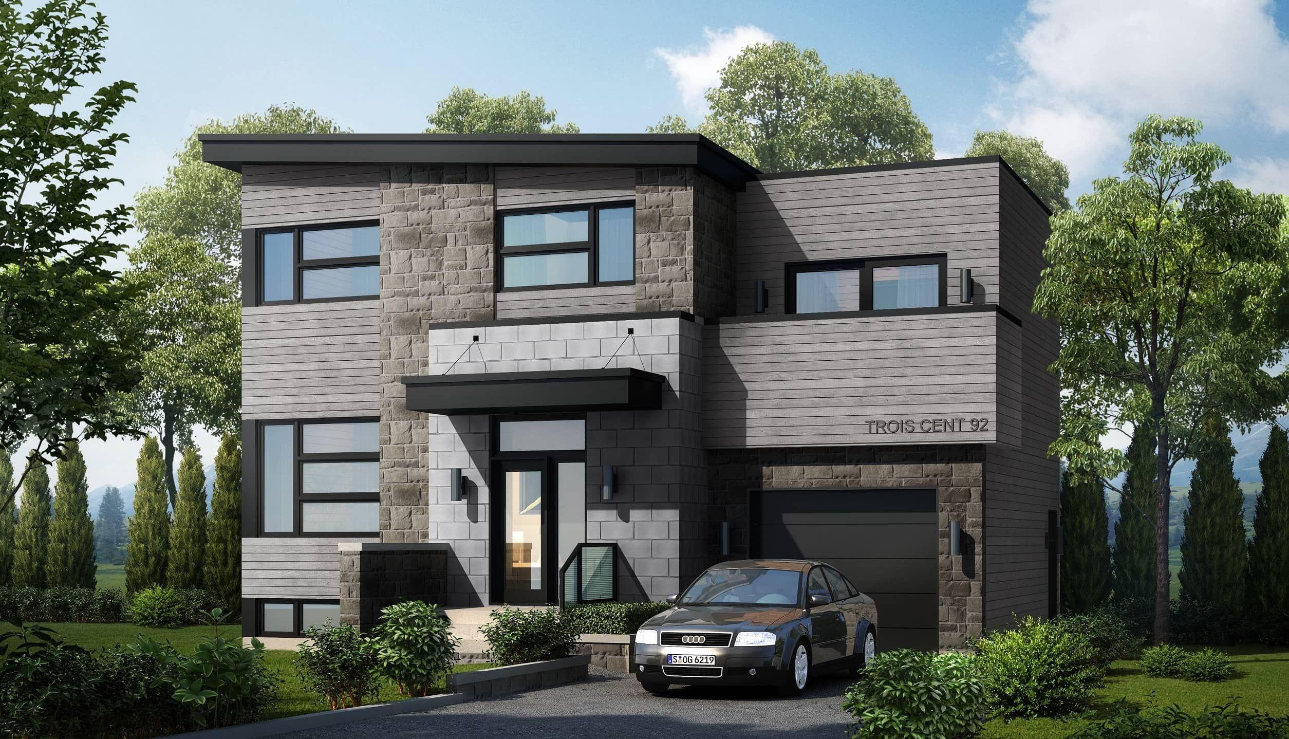 Le Quartier Chambéry U2013 Blainville | Une Maison