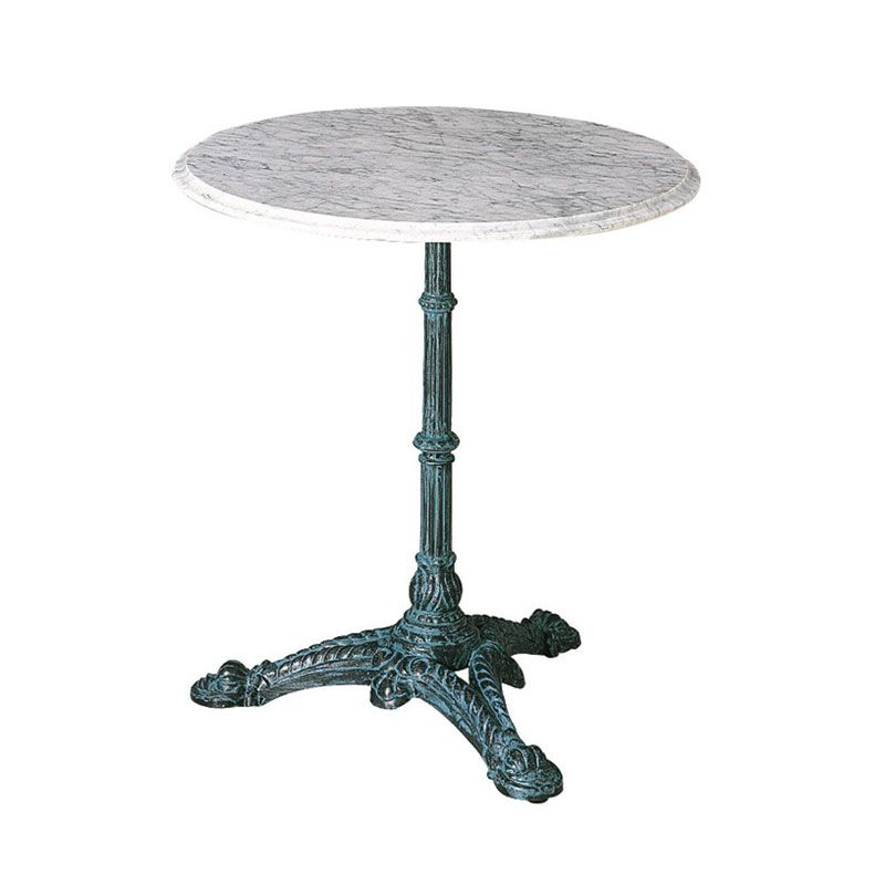 Bistro Large Three Leg Cast Iron Table Base: Indoor And Outdoor Furniture  From Andy Thornton