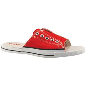 Converse slippers, available in black, blue, white and grey