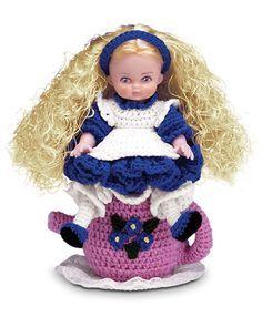 Do Fun!® Projects - Alice In Wonderland #indianbeddoll