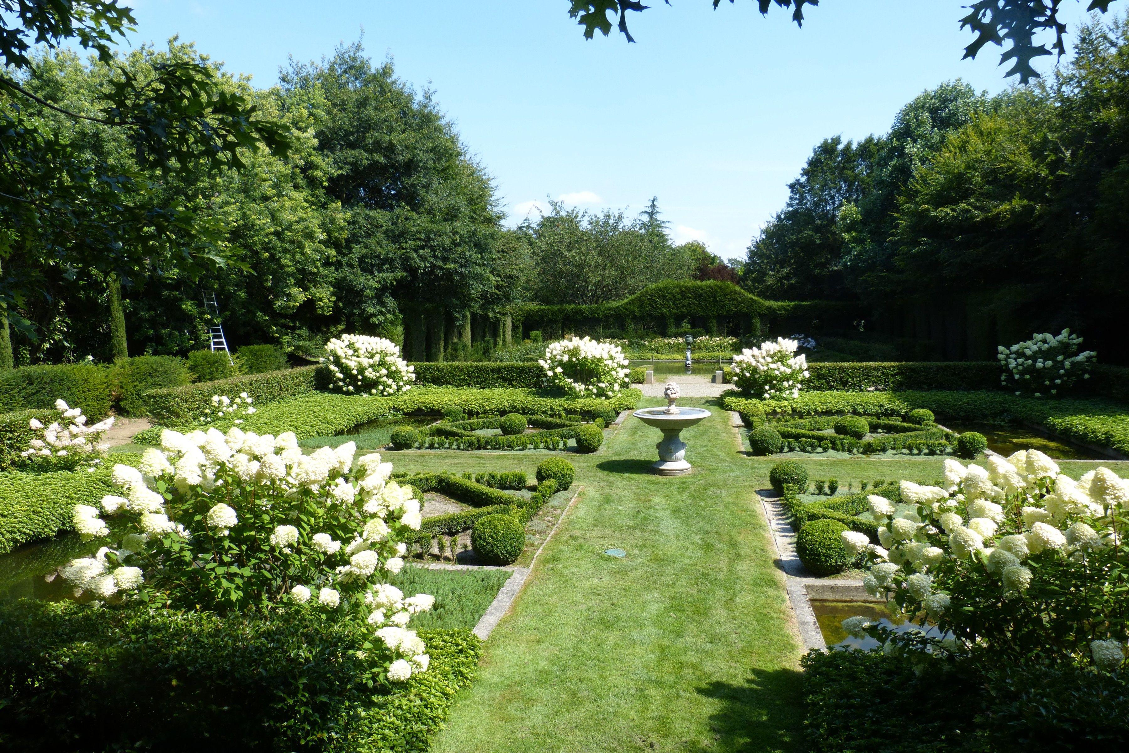Parc Botanique De Haute Bretagne Les Jardins De La Foletiere